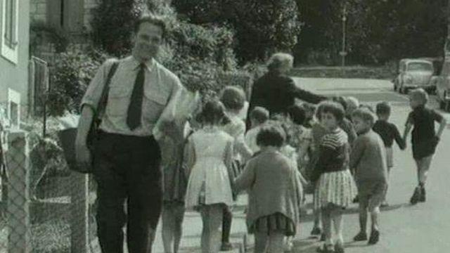Facteur des années 60. [RTS]