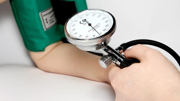 La pression artérielle depuis 40 ans