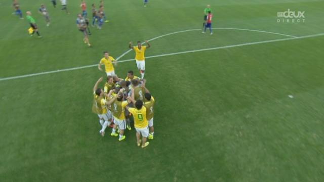 """1-8, BRA-CHI (1-1-3-2 t.b.): Le Brésil s'impose dans cette séance de tirs au but et accède aux 1-4 de finale de """"son"""" Mondial [RTS]"""