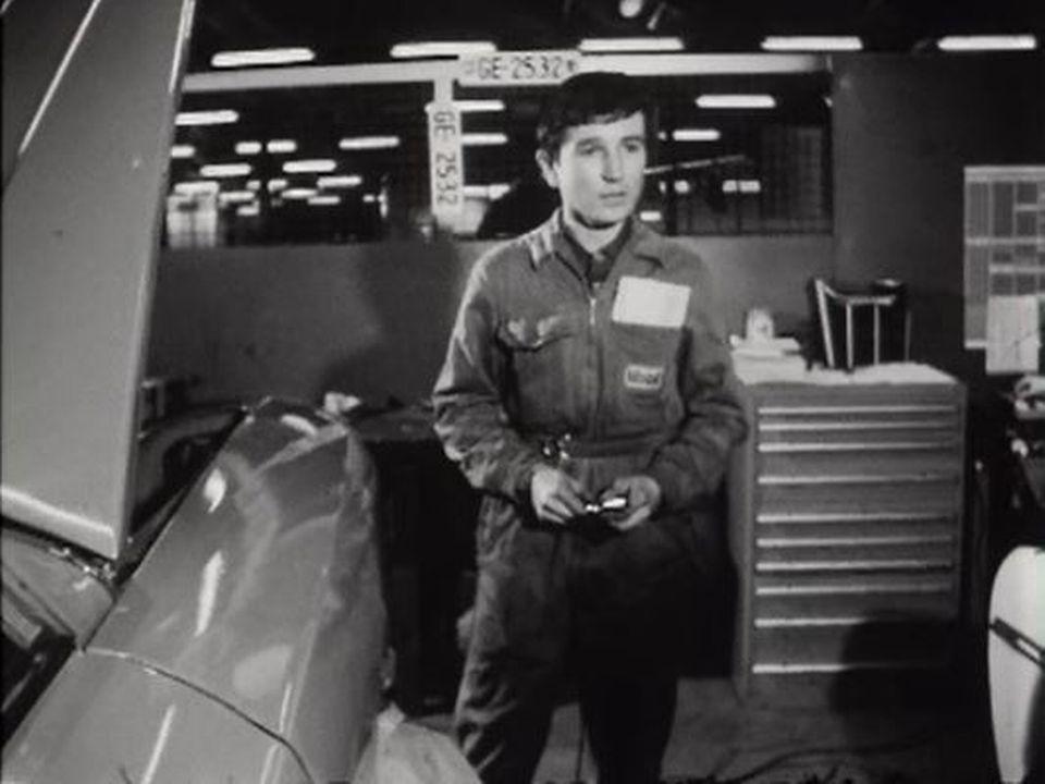 Tout savoir sur le métier de mécanicien promu à un bel avenir. [RTS]