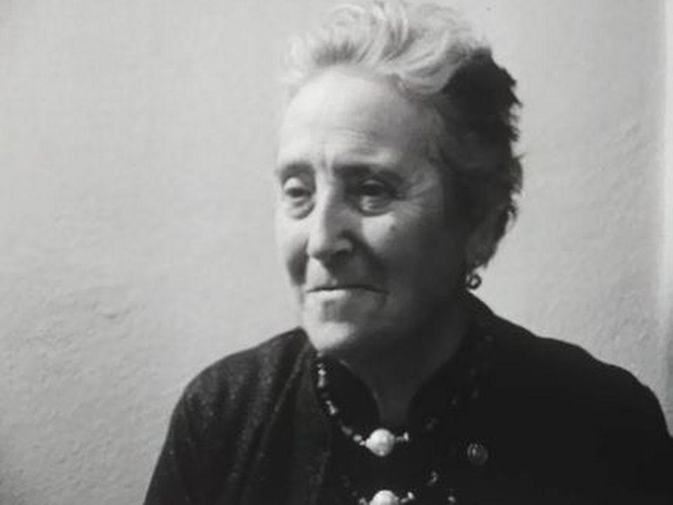 Marie Mauron a mis sont talent d'écrivain au service de sa Provence. [RTS]