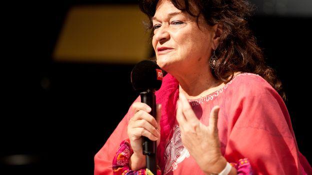 Marianne Sébastien, voix libre