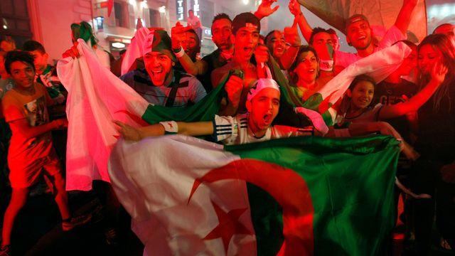 Même si l'Algérie n'est pas citée dans le communiqué, elle est concernée en premier chef par la mesure. [Keystone]