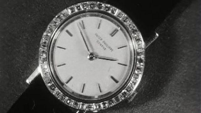 Découverte de l'univers de la montre de luxe suisse. [RTS]