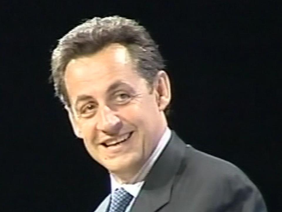 Sarkozy [TSR 2004]