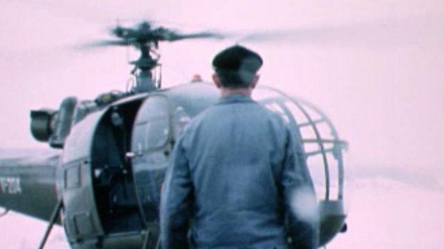 L'hélicoptère, une arme indispensable pour les forces de l'air.