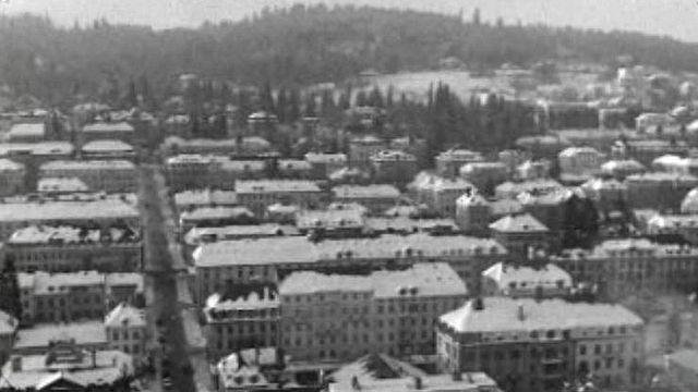 La richesse de la vie culturelle dans la cité horlogère, 1970 [RTS]