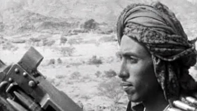 Au début de la guerre, le CICR s'est engagé au Yémen du Nord.
