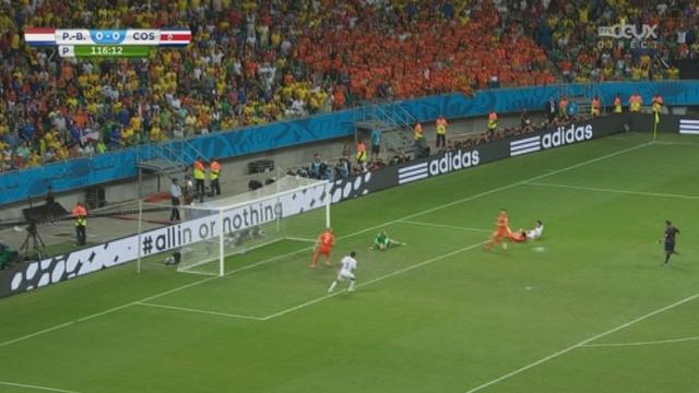 1-4, NED-CRC (0-0): énorme occasion pour le Costa Rica à moins de 4 minutes du terme de la prolongation [RTS]