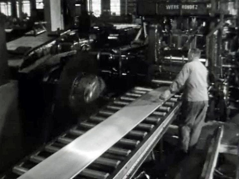 Une visite de l'usine valaisanne d'aluminium à Chippis.