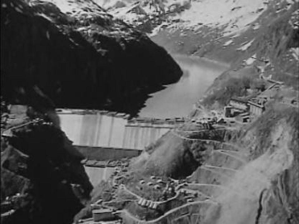 Barrage de la Grande Dixence [RTS]