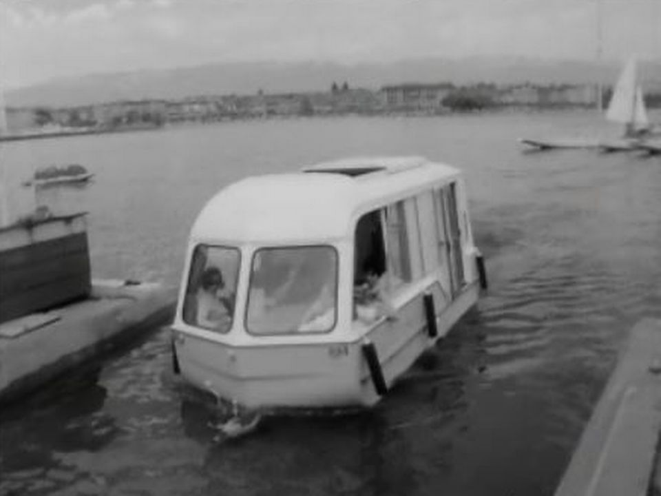 Caravane amphibie [RTS]