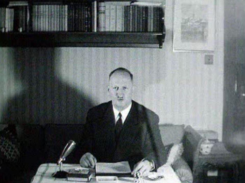 L'allocution du président de la Confédération Suisse