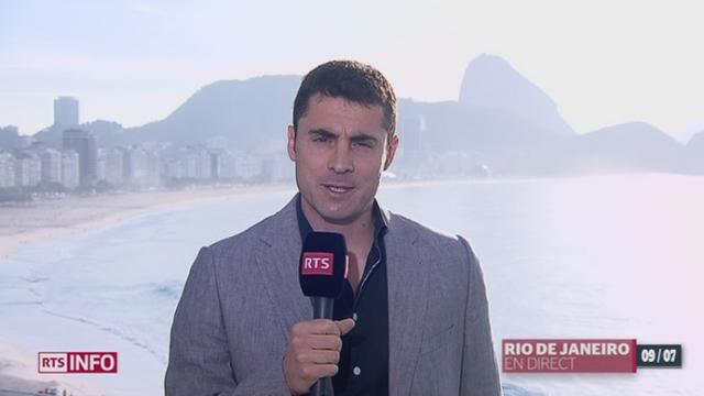 Coupe du monde: les dernières précisions avec Frédéric Scola [RTS]
