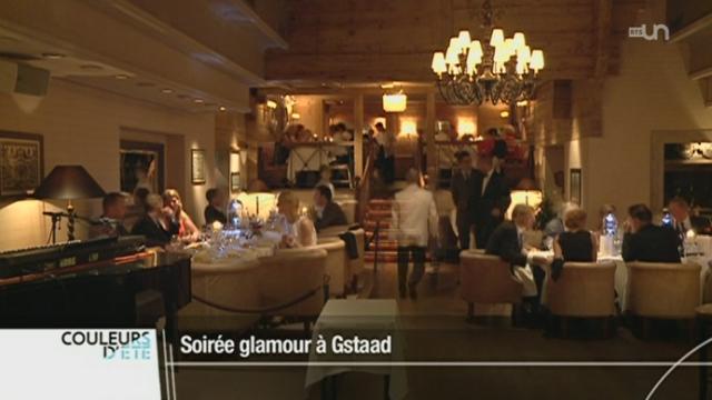 Plongée au coeur des soirées glamour de Gstaad (BE) [RTS]