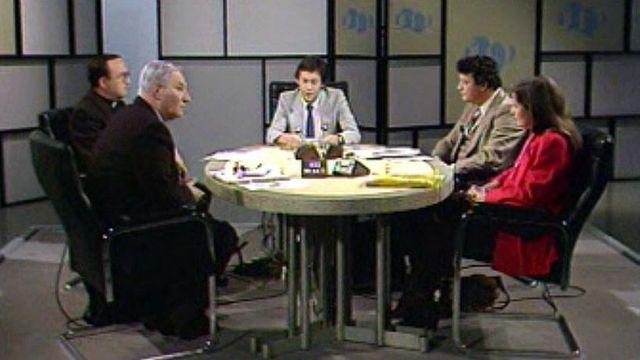 La venue de Jean-Paul II en Suisse ne fait pas l'unanimité.