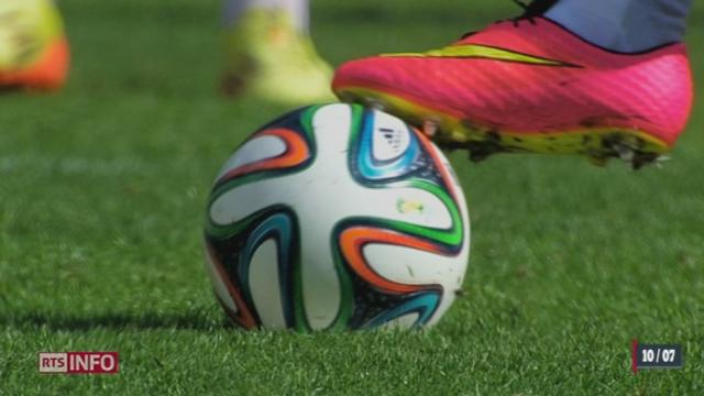 Football - Coupe du Monde: la finale s'annonce haute en couleurs [RTS]
