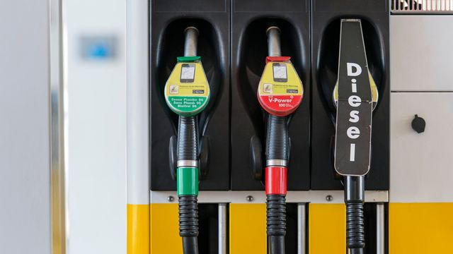 La demande en pétrole va atteindre des records en 2015 selon l'AIE. [Christian Beutler - Keystone]