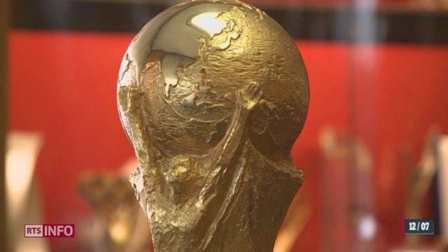 Qui de Lionel Messi ou de Philippe Lahm aura le privilège de soulever la Coupe du Monde à Rio? [RTS]