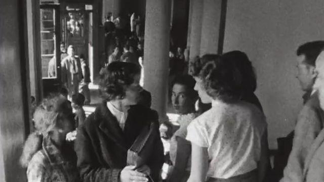 En 1959, l'Université de Genève fête son 400e anniversaire.