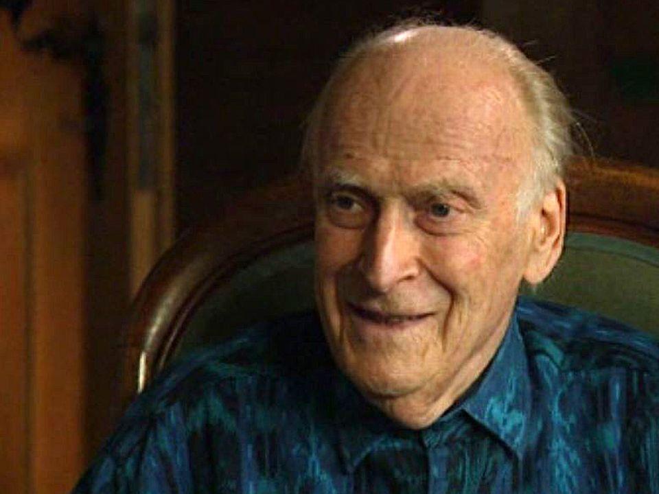 Violoniste de légende, Yehudi Menuhin se livre en toute simplicité.