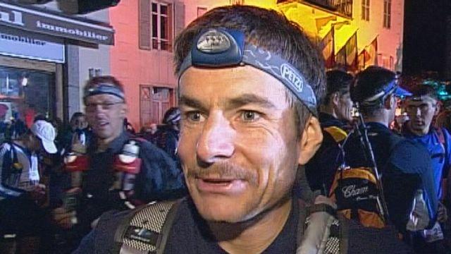Christophe Jacquerod en 2003. [RTS]