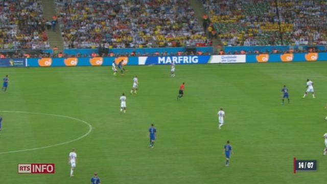 Football - Coupe du Monde: l'Allemagne est devenue championne du monde [RTS]