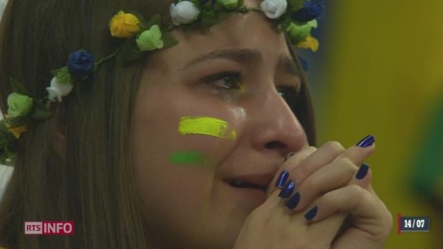 Football - Coupe du Monde: cette édition nous aura laissé des souvenirs étonnants [RTS]