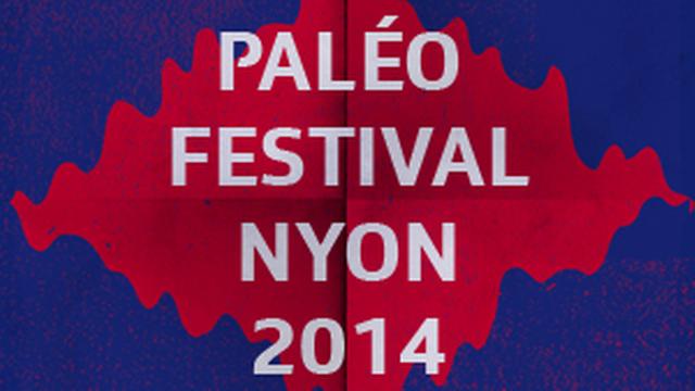 La RTS au Paléo Festival. [RTS]