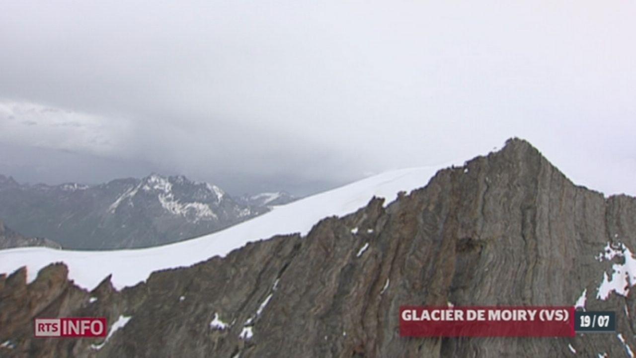 VS: une avalanche a fait deux morts et quatre blessés [RTS]