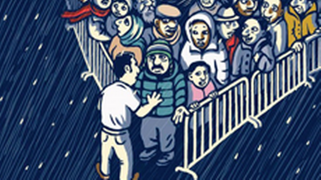 Vignette affiche L'abri de Fernand Melgar