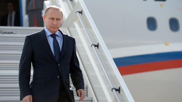 Vladimir Poutine. [Alexei Nikolsky - AP Photo/RIA-Novosti/Keystone]