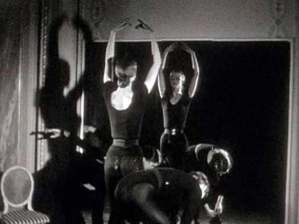 Le chorégraphe Boris Kniaseff dirige l'Académie de danse de Genève.