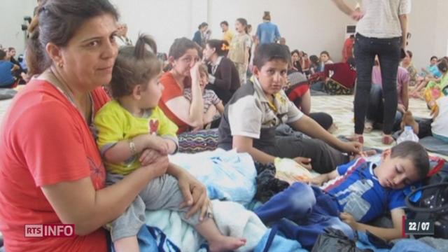 La Suisse dénonce la déportation forcée de chrétiens hors de Mossoul en Irak [RTS]