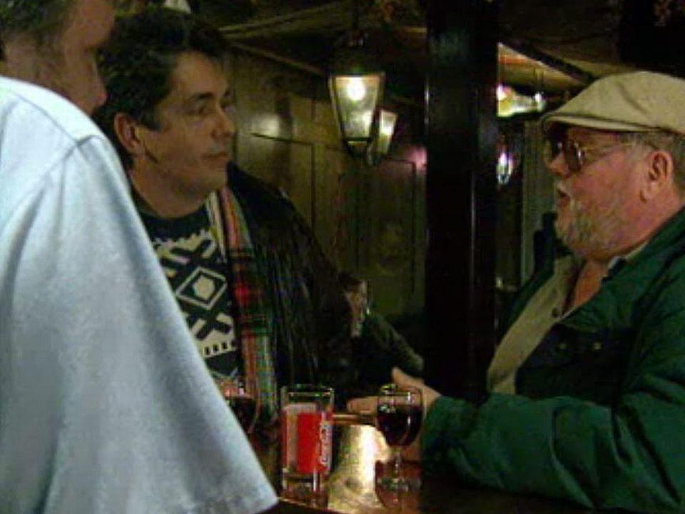 Rencontre avec Bernard, un habitué des bistrots de Delémont.