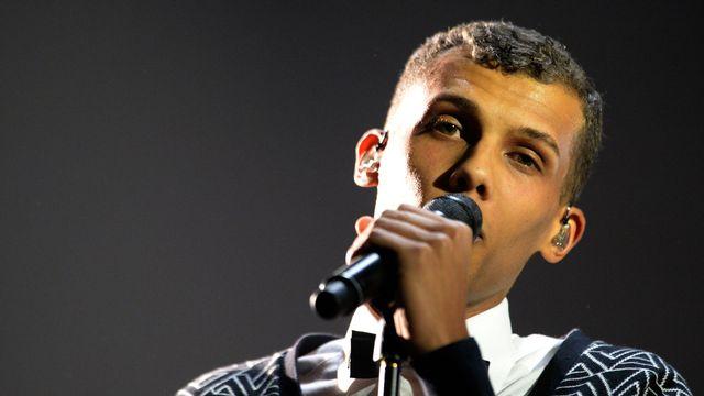 Le chanteur belge Stomae. [Damien Meyer - AFP]