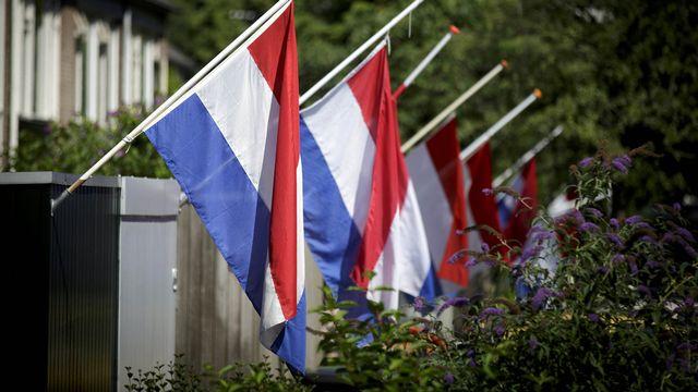 Les drapeaux sont en berne aux Pays-Bas depuis le drame. [AP/Phil Nijhuis - Keystone]
