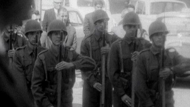 Le 21 avril 1967, les colonels prennent le pouvoir en Grèce.