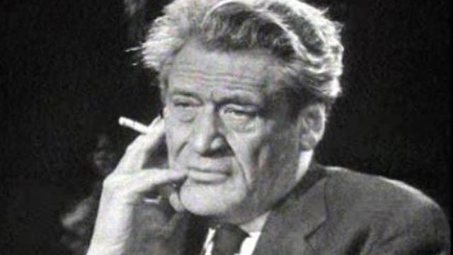 Joseph Kessel invité de la TSR en 1962. [RTS]