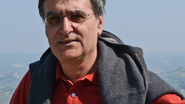 Martin Beniston.
