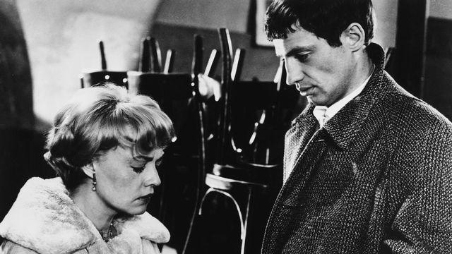 """""""Moderato Cantabile"""" a été adapté au cinéma par Peter Brooke, avec Jeanne Moreau et Jean-Paul Belmondo. [The Picture Desk/Kobal - AFP]"""