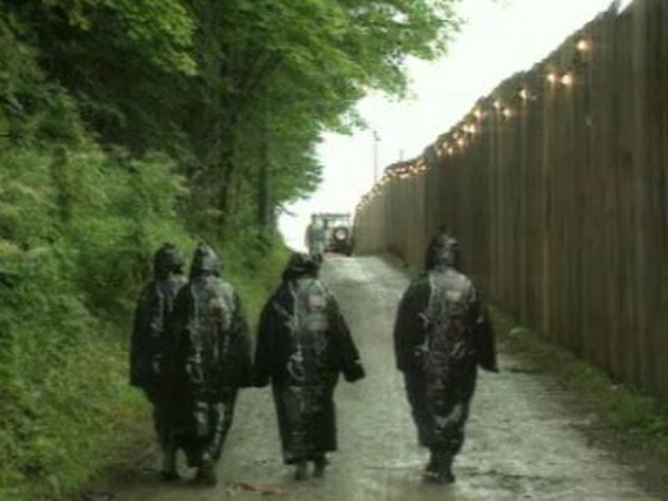 Il pleut sur les festivals de l'été. [RTS]
