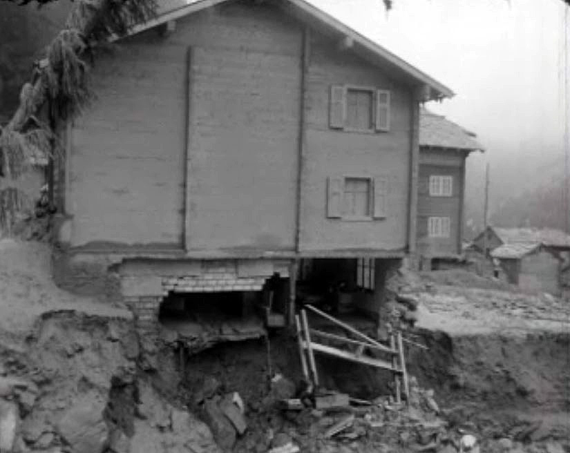 Communes dévastées - rts.ch - Carrefour