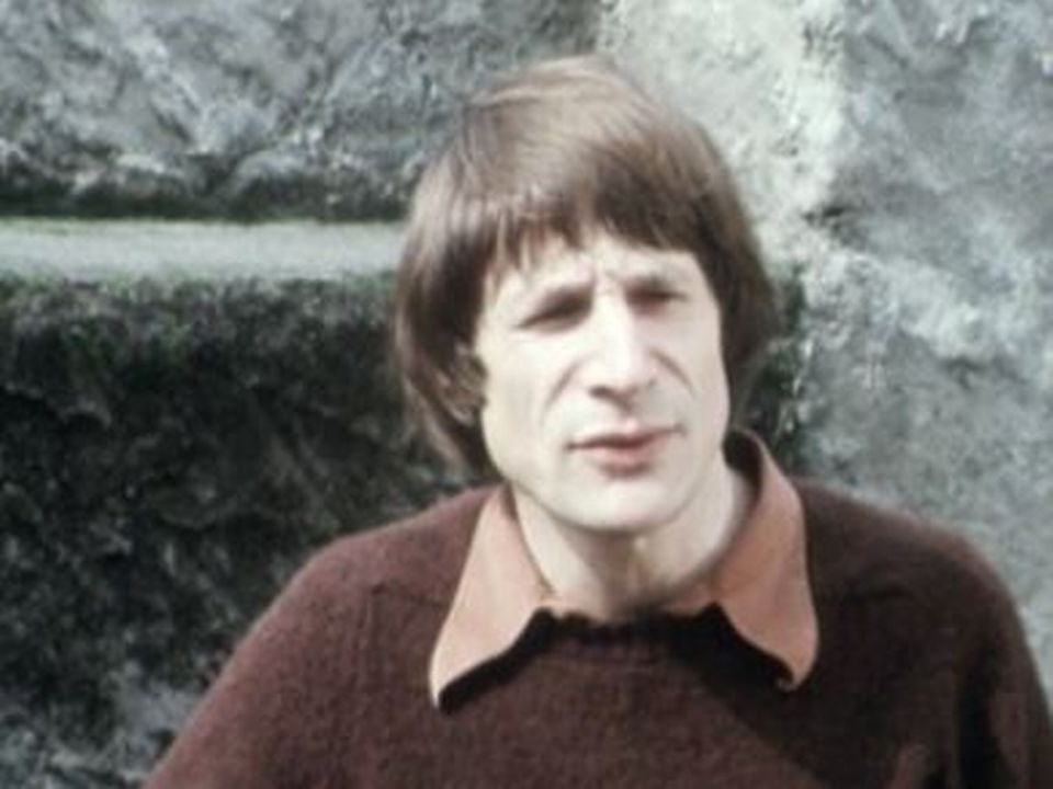Dimitri en 1975 [RTS]