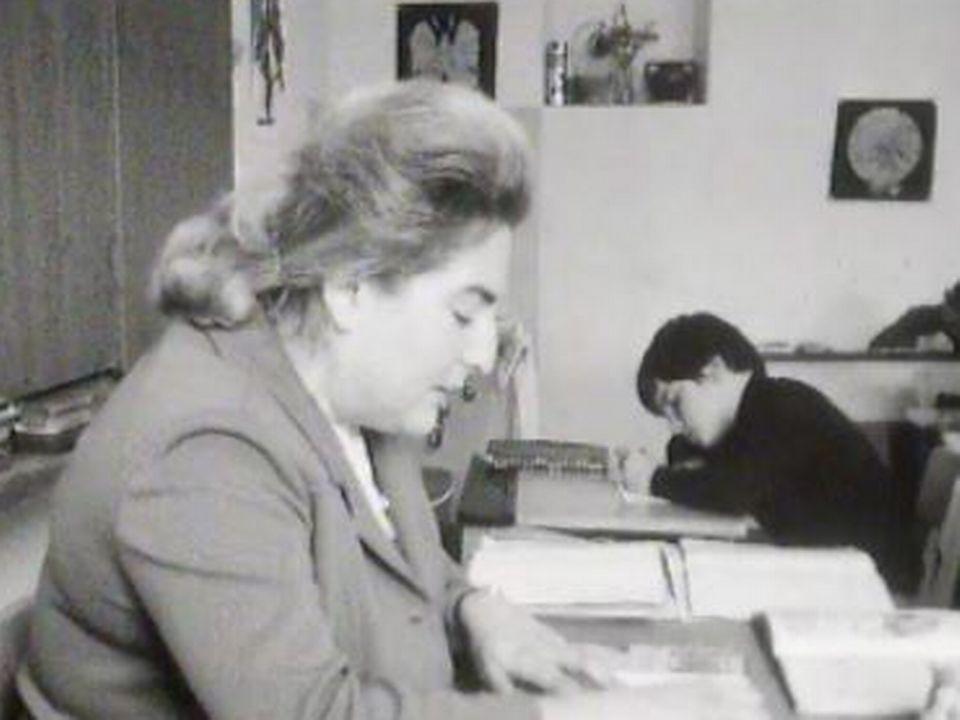 Maîtresse d'école 1968 [RTS]