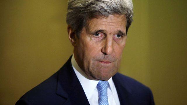 Le cabinet de sécurité israélien doit se réunir ce venderdi après-midi pour étudier la  proposition de cessez-le-feu transmise par John Kerry. [AP/Keystone]