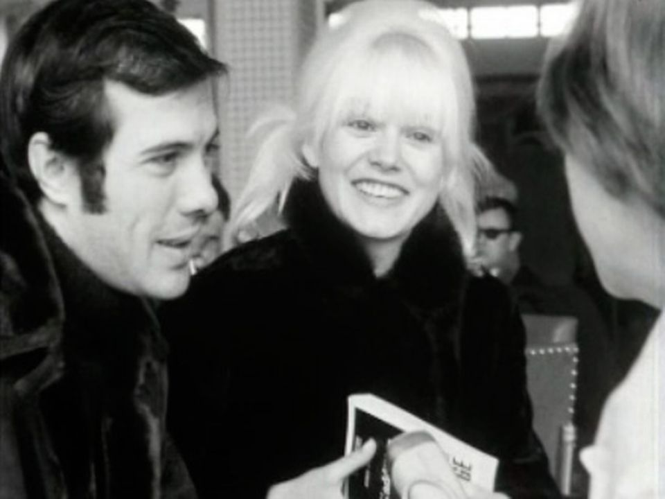 Un des couples phare des années 60 est de passage à Genève. [RTS]