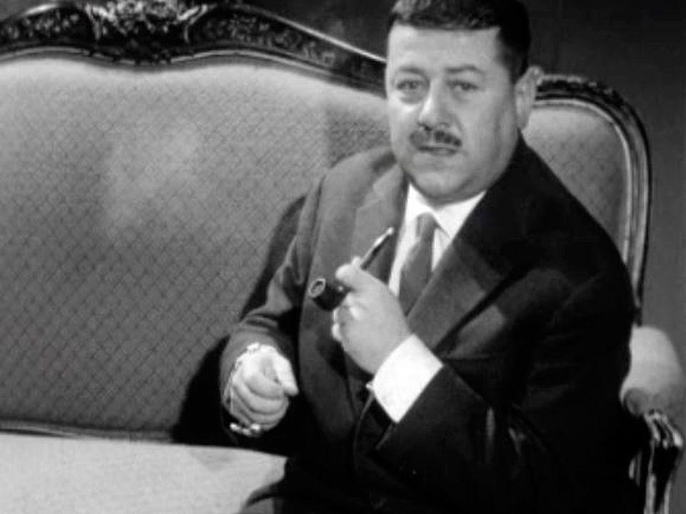 Exercice d'auto-interview pour le célèbre humoriste. [RTS]