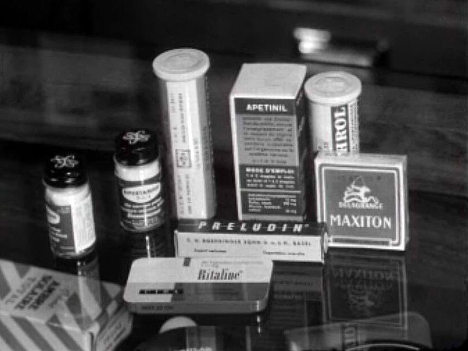 Quelques conseils de médecins sur l'abus de médicaments. [RTS]