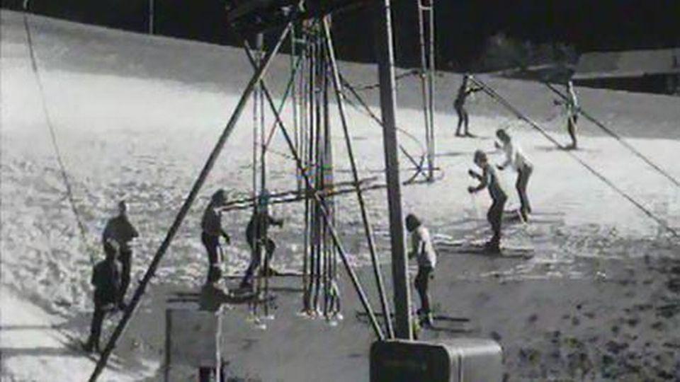 Monter... pour descendre: c'est le principe du skilift! [RTS]